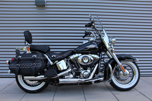Motorrad kaufen HARLEY-DAVIDSON FLSTC 1690 Softail Heritage Classic Ref. 2294 Occasion