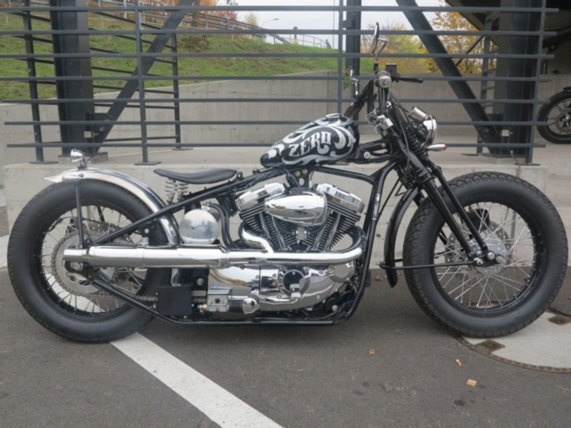 Motorrad kaufen ZERO ENGINEERING Alle Typ 8  Ref.: 2037 Neufahrzeug