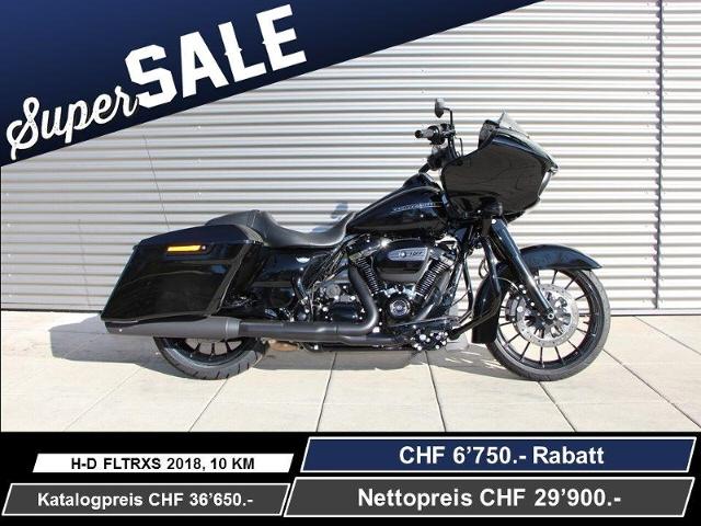 Motorrad kaufen HARLEY-DAVIDSON FLTRXS 1745 Road Glide Special ABS Ref: 7649 Neufahrzeug