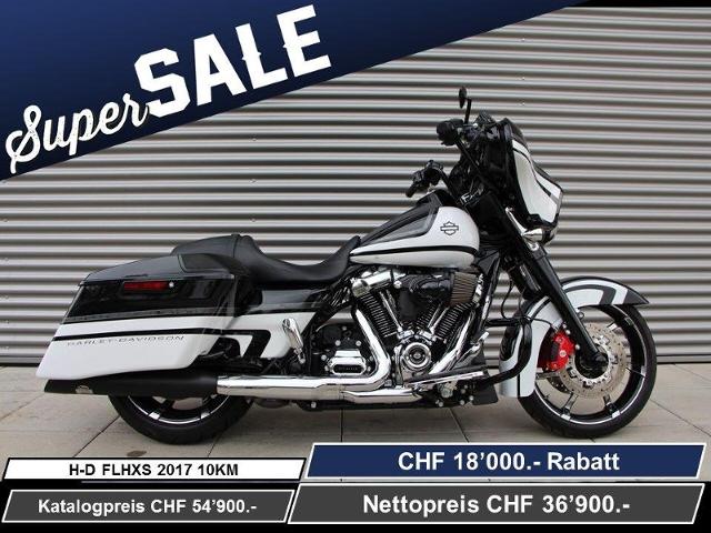 Motorrad kaufen HARLEY-DAVIDSON FLHXS 1745 Street Glide Special ABS Ref. 0471 Neufahrzeug