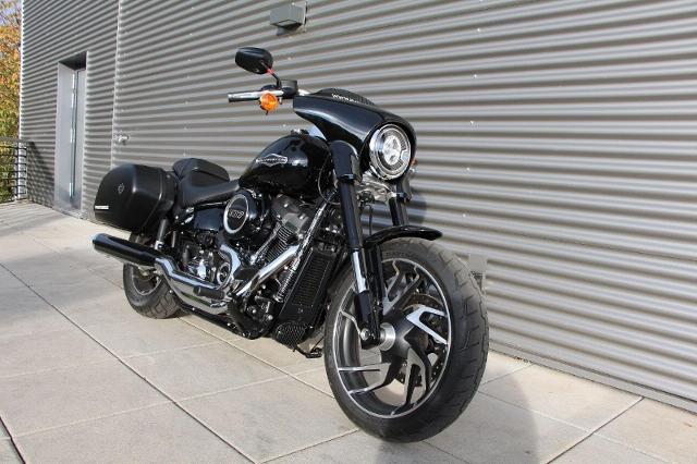 Motorrad kaufen HARLEY-DAVIDSON FLSB 1745 Softail Sport Glide 107 Ref: 0072 Occasion