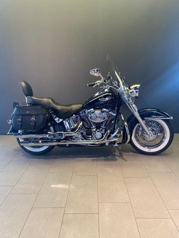 Motorrad kaufen HARLEY-DAVIDSON FLSTNI 1450 Softail Deluxe Ref. 1217 Occasion