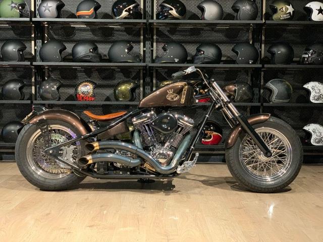 Motorrad kaufen HARLEY-DAVIDSON FLSTSCI 1450 Softail Heritage Springer Classic Custom King Cycle Ref. 0407 Occasion