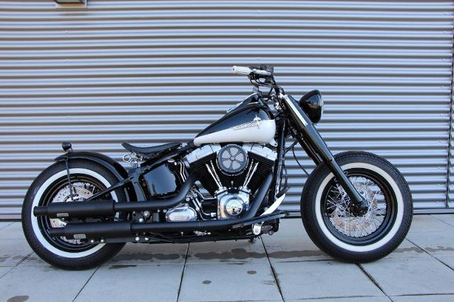 Motorrad kaufen HARLEY-DAVIDSON FLS 1690 Softail Slim ABS Ref.5416 Occasion
