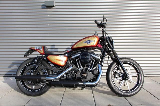 Motorrad kaufen HARLEY-DAVIDSON XL 883 N Iron ABS Ref, 4820 Occasion