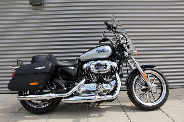 Motorrad kaufen HARLEY-DAVIDSON XL 1200 T Sportster Superlow Ref. 1581 Neufahrzeug