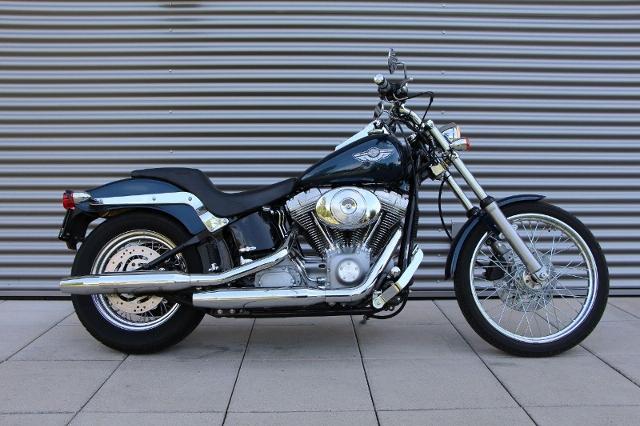 Motorrad kaufen HARLEY-DAVIDSON FXST 1450 Softail Standard Ref. 0407 Occasion