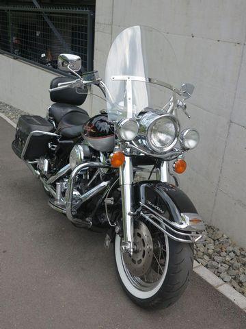 Motorrad kaufen HARLEY-DAVIDSON FLHR 1340 Road King Ref: 6208 Occasion
