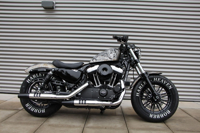 Motorrad kaufen HARLEY-DAVIDSON XL 1200 X Sportster Forty Eight Ref: 9620 Neufahrzeug