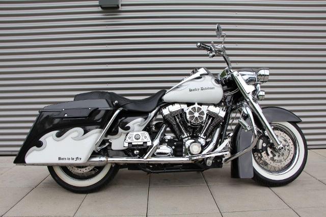 Motorrad kaufen HARLEY-DAVIDSON FLHRC 1584 Road King Classic ABS Ref, 9829 Occasion