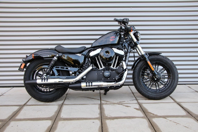 Motorrad kaufen HARLEY-DAVIDSON XL 1200 X Sportster Forty Eight Ref. 4028 Neufahrzeug