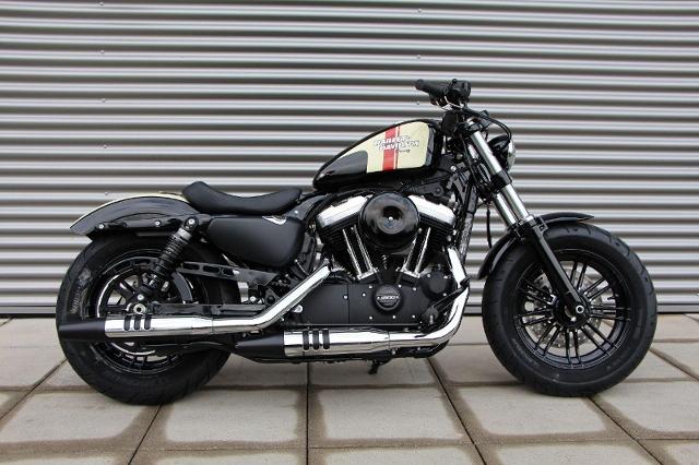 Motorrad kaufen HARLEY-DAVIDSON XL 1200 X Sportster Forty Eight Ref. 6852 Neufahrzeug