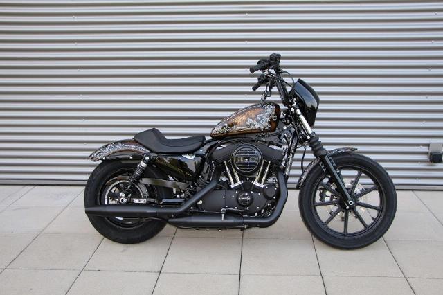 Motorrad kaufen HARLEY-DAVIDSON XL 1200 NS Sportster Iron Ref: 6985 Neufahrzeug