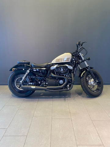 Motorrad kaufen HARLEY-DAVIDSON XL 1200 X Sportster Forty Eight ABS Ref. 0385 Occasion