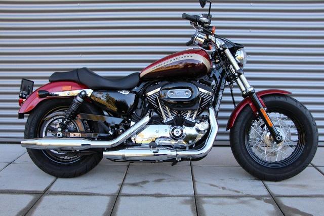 Motorrad kaufen HARLEY-DAVIDSON XL 1200 C Sportster Custom Ref. 6665 Neufahrzeug