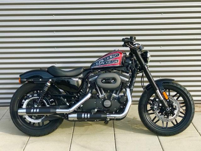 Motorrad kaufen HARLEY-DAVIDSON XL 1200 CX Sportster Roadster ABS Ref. 1654 Neufahrzeug