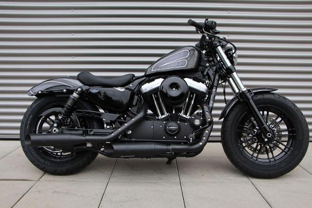 Motorrad kaufen HARLEY-DAVIDSON XL 1200 X Sportster Forty Eight Ref: 7213 Neufahrzeug
