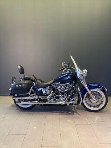 Motorrad kaufen HARLEY-DAVIDSON FLSTN 1690 Softail Deluxe ABS Ref. 4628 Occasion