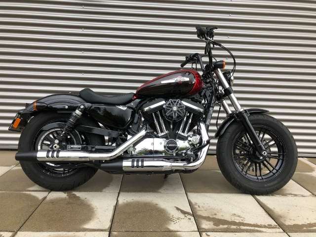 Motorrad kaufen HARLEY-DAVIDSON XL 1200 XS Sportster Forty Eight Special Ref, 2251 Occasion