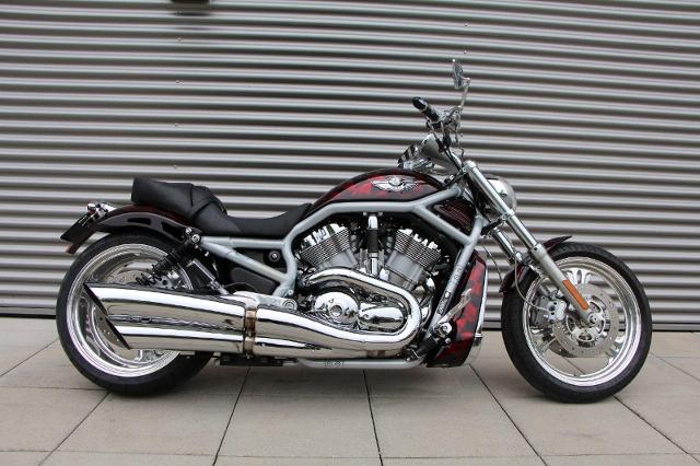 Motorrad kaufen HARLEY-DAVIDSON VRSCA 1130 V-Rod Ref. 5686 Occasion