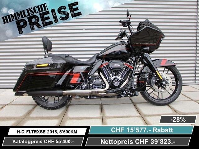 Acheter une moto HARLEY-DAVIDSON FLTRXSE 1923 CVO Road Glide Special 117 Ref. 6781 Occasions