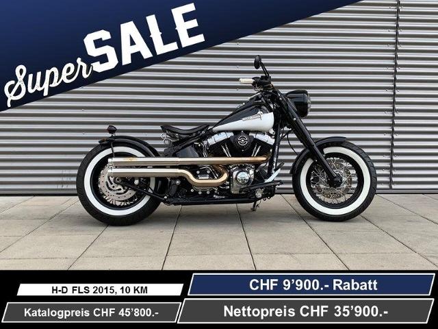 Motorrad kaufen HARLEY-DAVIDSON FLS 1690 Softail Slim ABS Ref: 5195 Neufahrzeug