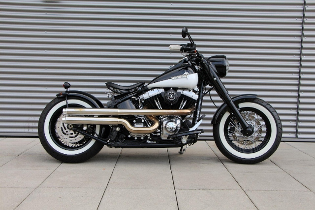 Motorrad kaufen HARLEY-DAVIDSON FLS 1690 Softail Slim ABS Ref. 5195 Neufahrzeug