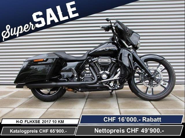 Motorrad kaufen HARLEY-DAVIDSON FLHXSE CVO 1868 Street Glide ABS Ref. 6033 Neufahrzeug