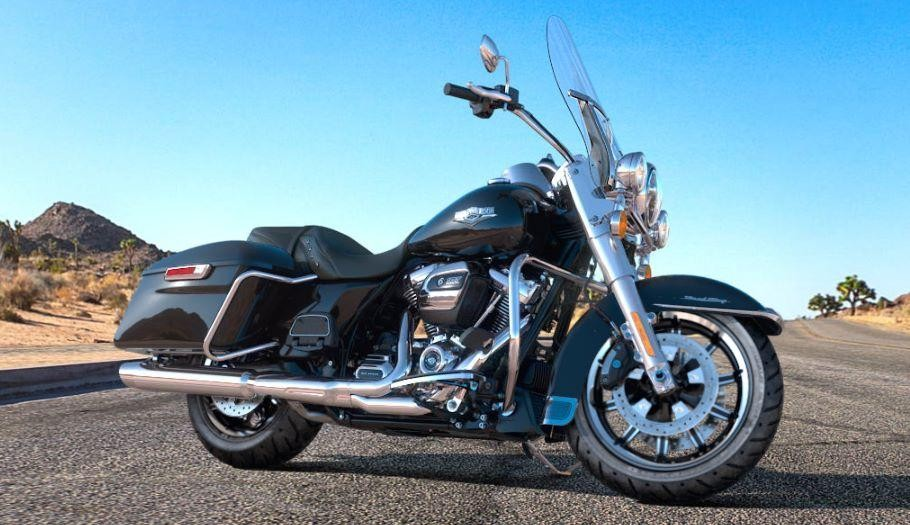 Motorrad Mieten & Roller Mieten HARLEY-DAVIDSON FLHRC 1745 Road King Classic ABS Ref: 5417