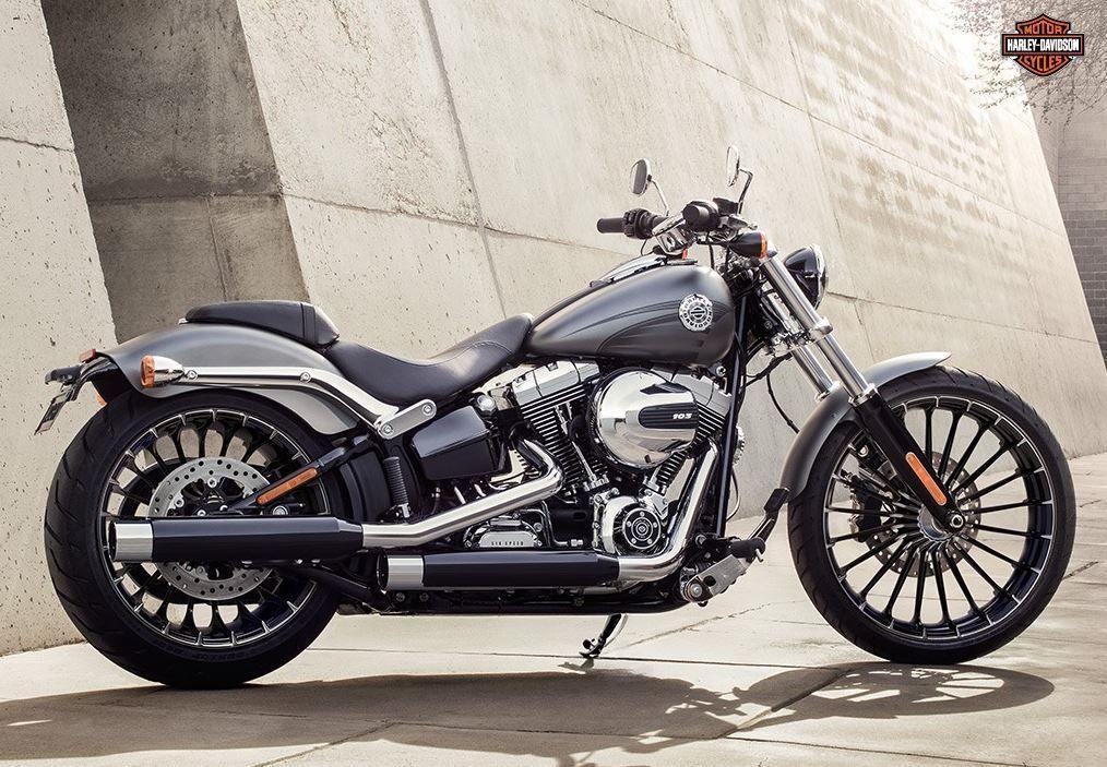 harley davidson breakout kaufen motorrad bild idee. Black Bedroom Furniture Sets. Home Design Ideas