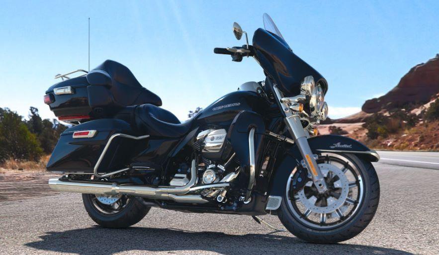 Motorrad Mieten & Roller Mieten HARLEY-DAVIDSON FLHTK 1745 Electra Glide Ultra Limited ABS Ref: 8031
