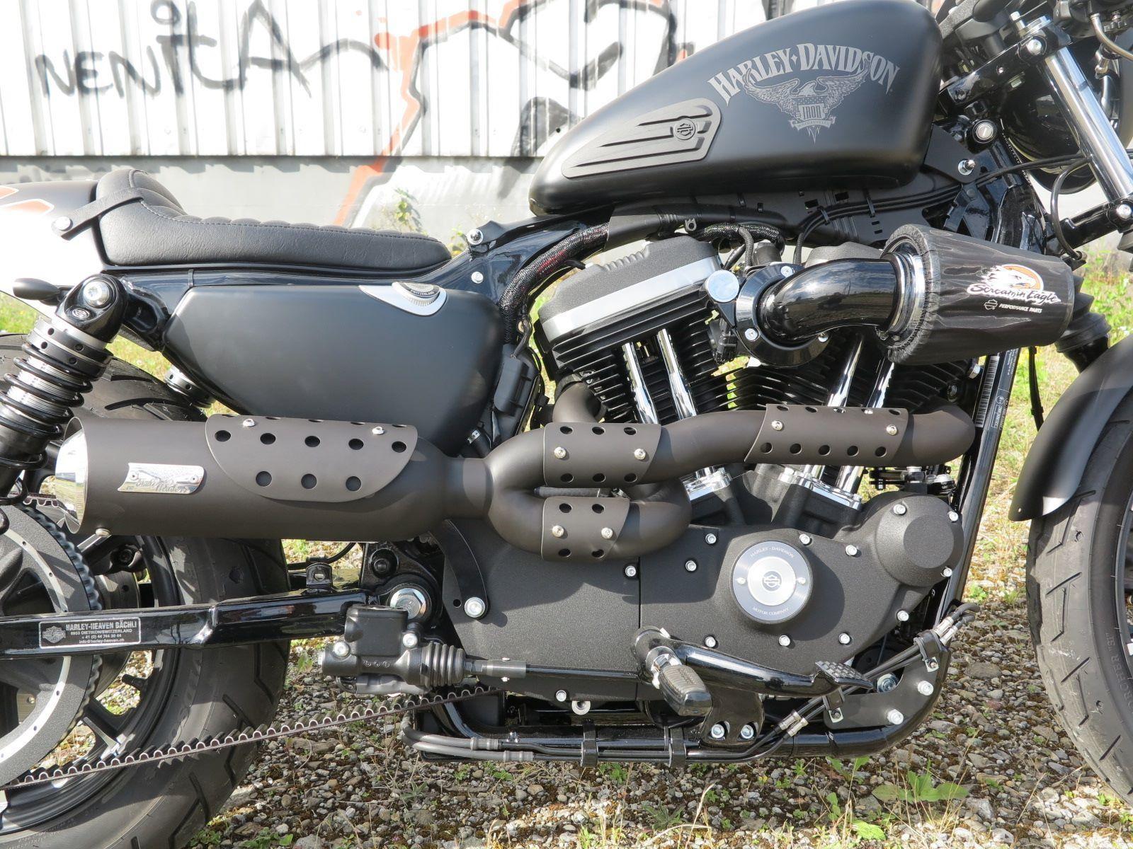 Harley Davidson Iron  Neupreis