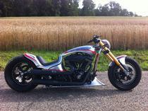 Acheter moto WALZ HARDCORE Alle Le Mans Ref. 0614 Custom