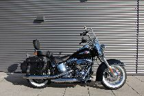 Töff kaufen HARLEY-DAVIDSON FLSTC 1690 Softail Heritage Classic ABS Ref: 4056 Custom