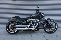 Aquista moto HARLEY-DAVIDSON FXBRS 1868 BREAKOUT 114 Ref. 4386 Custom