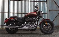 Acheter moto HARLEY-DAVIDSON XL 1200 C Sportster Custom ABS Ref. 6804 Custom