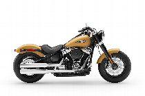 Töff kaufen HARLEY-DAVIDSON FLSL 1745 Softail Slim 107 Ref. 6893 Custom