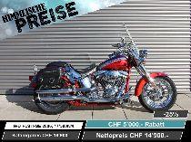 Motorrad kaufen Occasion HARLEY-DAVIDSON FLSTFSE2 1690 Screamin Eagle Fatboy (custom)