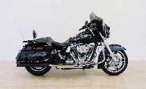 Acheter moto HARLEY-DAVIDSON FLHX 1690 Street Glide ABS Ref. 3444 Touring