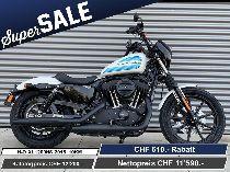 Töff kaufen HARLEY-DAVIDSON XL 1200 NS Sportster Iron Ref. 9092 Custom