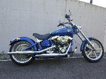 Töff kaufen HARLEY-DAVIDSON FXCWC 1584 Softail Rocker C Ref: 0531 Custom