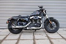 Töff kaufen HARLEY-DAVIDSON XL 1200 X Sportster Forty Eight Ref. 7206 Custom