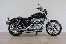 Töff kaufen HARLEY-DAVIDSON XL 883 L Sportster Super Low Ref. XL883L 9081 Custom
