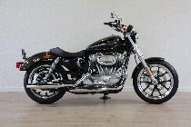 Töff kaufen HARLEY-DAVIDSON XL 883 L Sportster Super Low Ref. 9081 Custom