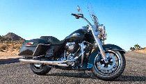 Motorrad Mieten & Roller Mieten HARLEY-DAVIDSON FLHRC 1745 Road King Classic ABS (Touring)