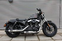 Töff kaufen HARLEY-DAVIDSON XL 1200 X Sportster Forty Eight Ref. 6057 Custom