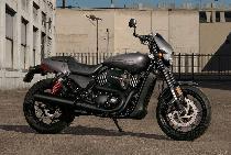 Töff kaufen HARLEY-DAVIDSON Street Rod 750 Ref. 3071 Custom