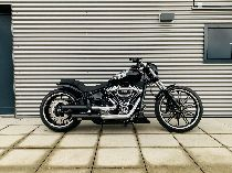 Buy a bike HARLEY-DAVIDSON FXBRS 1868 BREAKOUT 114 Ref. 9809 Custom
