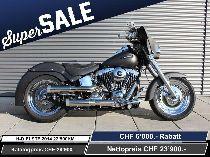 Töff kaufen HARLEY-DAVIDSON FLSTF 1690 Softail Fat Boy ABS Ref. 2878 Custom