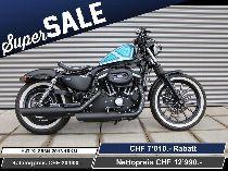Motorrad kaufen Neufahrzeug HARLEY-DAVIDSON XL 883N Iron (custom)